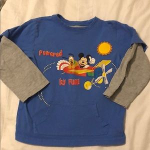 Mickey Mouse clubhouse long sleeve t shirt.